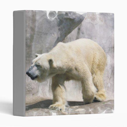 Carpeta del oso polar