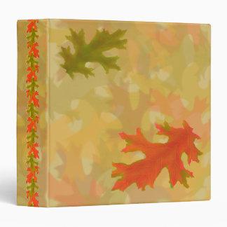 Carpeta del otoño