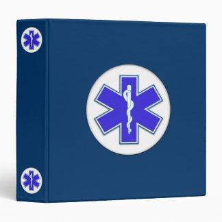 Carpeta del paramédico
