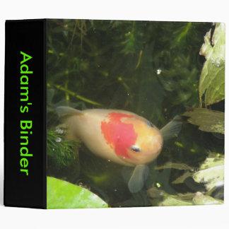 Carpeta del personalizable del Goldfish