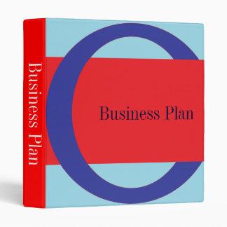 Carpeta del plan empresarial