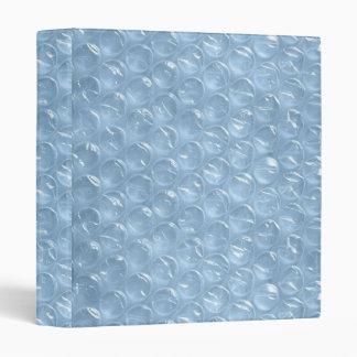 Carpeta del plástico de burbujas
