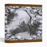 Carpeta del rastro del fractal del árbol