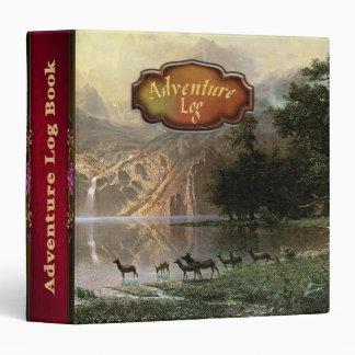 Carpeta del registro de la aventura