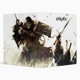 Carpeta del samurai