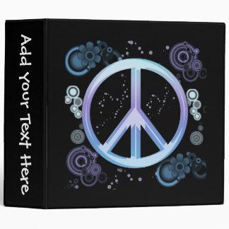 Carpeta del signo de la paz