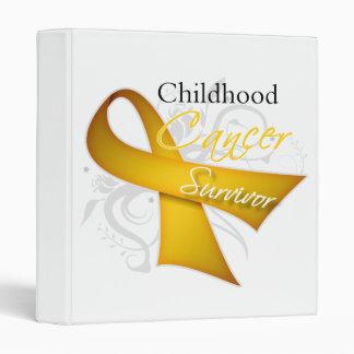 Carpeta del superviviente - cáncer de la niñez