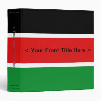 Carpeta del sur de la bandera de Sudán