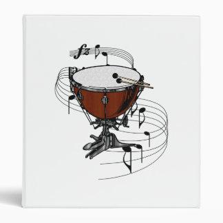 Carpeta del Timpani (tambor de la caldera)