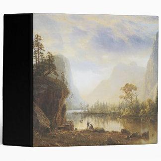 Carpeta del valle de Yosemite