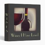 Carpeta del vino