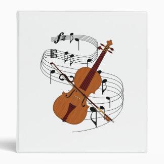 Carpeta del violín