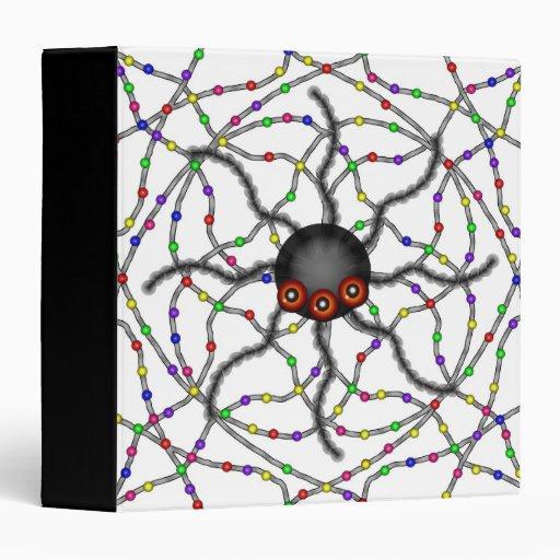 Carpeta del Web de araña 3-Ring