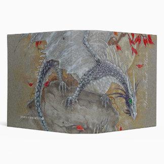 Carpeta - dragón del otoño