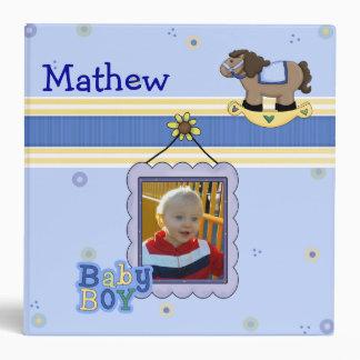 Carpeta dulce del álbum de la memoria del bebé