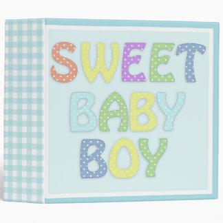 Carpeta dulce del bebé