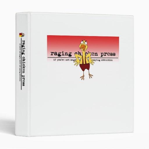 Carpeta el | inkletween.com del pollo que rabia