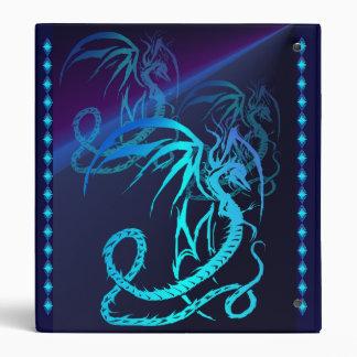 Carpeta eléctrica de Avery del dragón