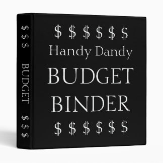 Carpeta excelente práctica del presupuesto