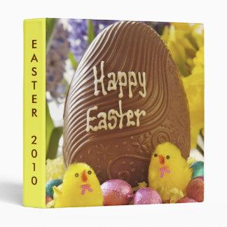 Carpeta feliz de Pascua 20xx
