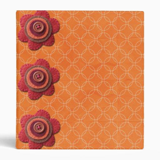 Carpeta floral