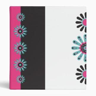 Carpeta floral 01 del sorbete