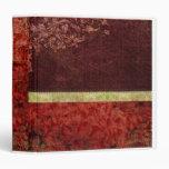 Carpeta floral de Borgoña