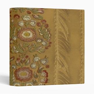 Carpeta floral elegante 1 EZD de Avery del ~ del d