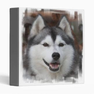 Carpeta fornida del perro
