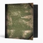 Carpeta gótica de cuero hecha andrajos Celtic del