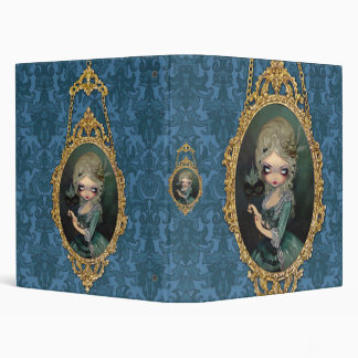 Carpeta gótica de la mascarada de Marie