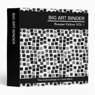 Carpeta grande 011 (los 1.5in) del arte