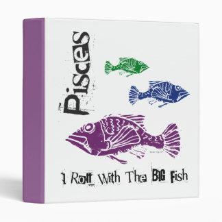Carpeta grande de los pescados de Piscis
