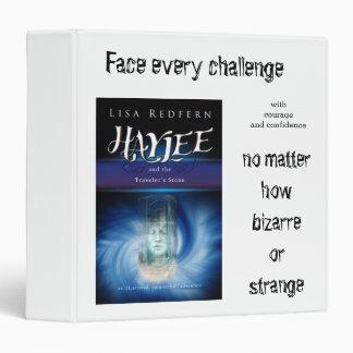 Carpeta - haga frente a cada desafío