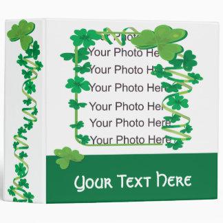 Carpeta irlandesa adaptable del álbum