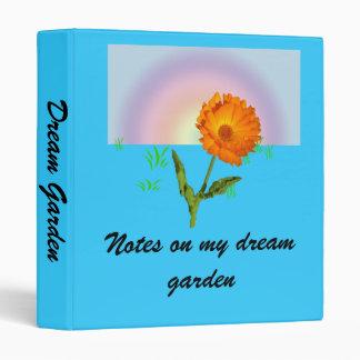 Carpeta - jardín ideal