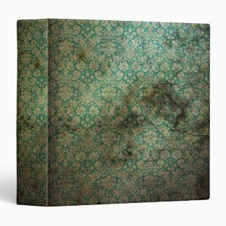 Carpeta manchada de Avery del damasco