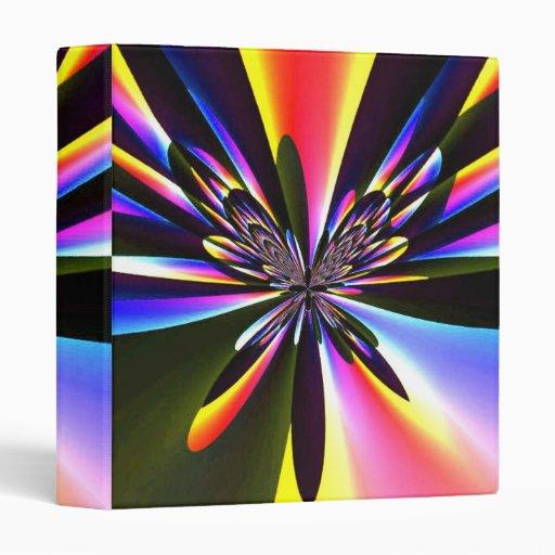 Carpeta multicolora del fractal