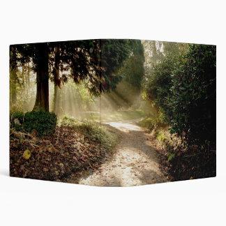 Carpeta natural del paisaje