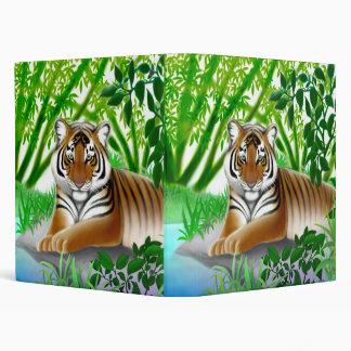Carpeta pacífica de Avery del tigre de Sumatran