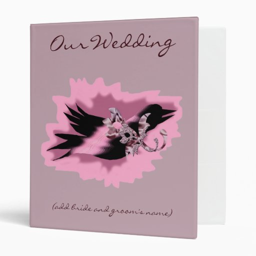 Carpeta personal del boda