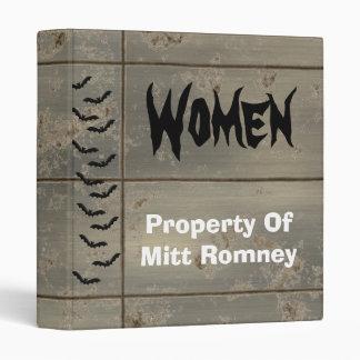 Carpeta por completo de mujeres