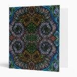 Carpeta psicodélica #2 del modelo de los remolinos
