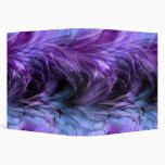 Carpeta púrpura de mármol del fractal