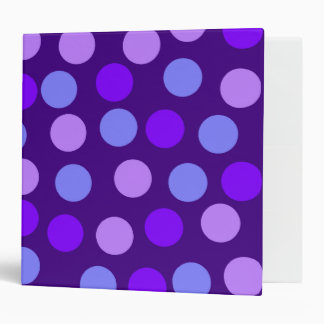 Carpeta púrpura del lunar