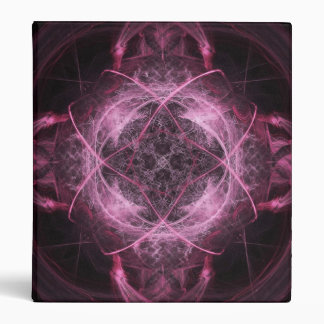 Carpeta rosada del fractal de la locura