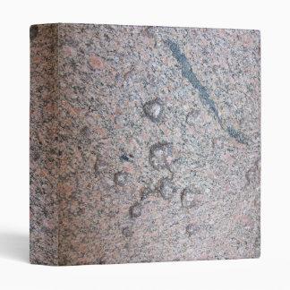 Carpeta rosada del granito