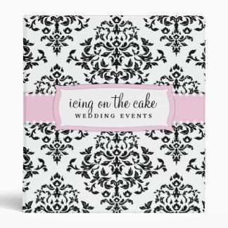 Carpeta rosada dulce de la guinda del pastel 311