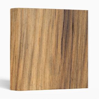 Carpeta rústica de madera del granero