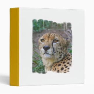 Carpeta salvaje del guepardo